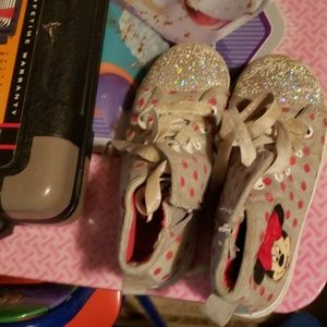 Minnie mouse sneakers